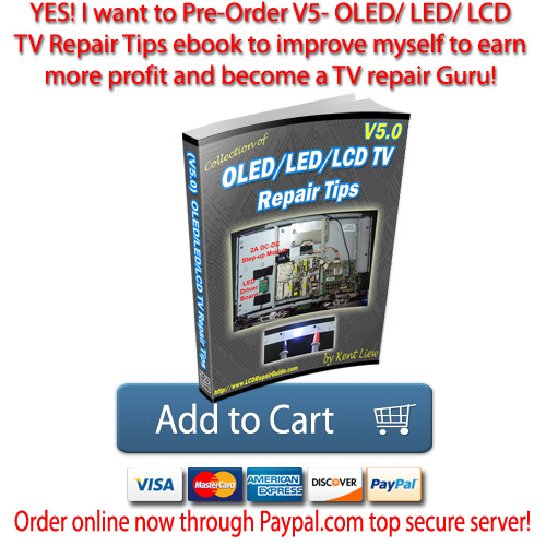 V5- OLED-LED-LCD TV Repair Tips - HOME