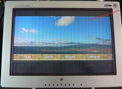 lg lm295b-ra display distortion