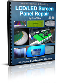 LCD LED Screen Panel Repair Guide