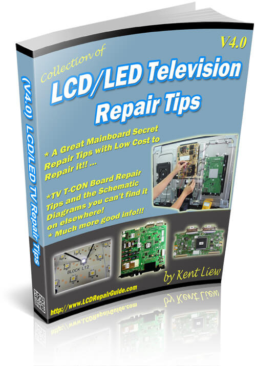 V4 LED LCD TV Repair Tips ebook