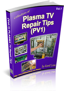 PV1-Plasma TV Repair Tips ebook