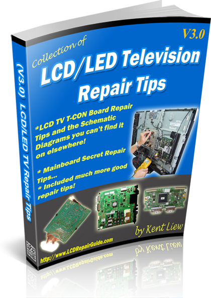 how to repair lcd led tv tips v3.0