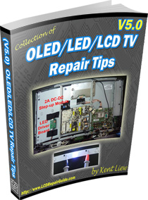 V5.0-OLED-LED-LCD TV Repair Tips