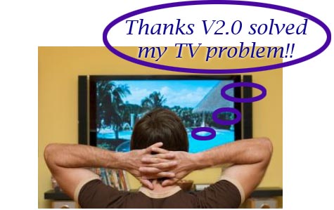 LCD Tv problem solved