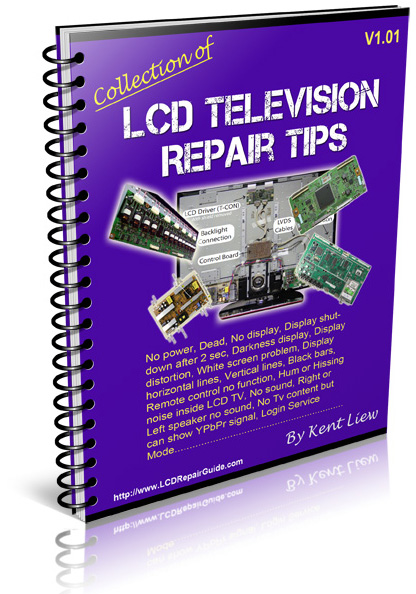 lcd tv repair tips and problem solutions