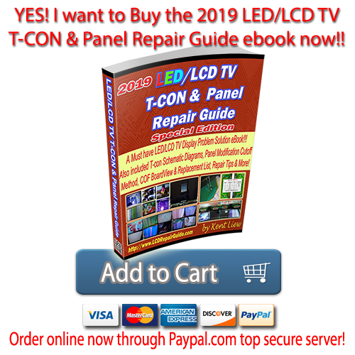 LED-LCD TV T-CON & Panel Repair Guide - HOME